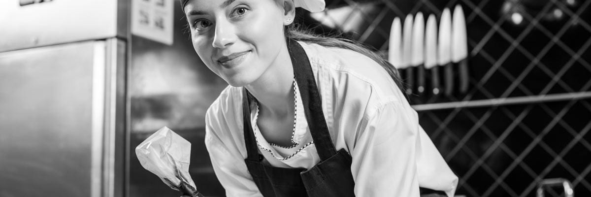 Home Header Woman Chef